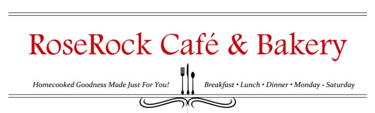 RoseRock Cafe & Bakery